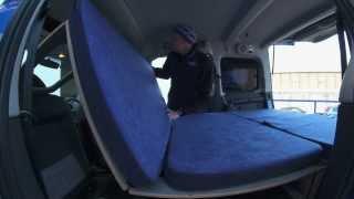 amdro boot jump camper car unit for Berlingo, Partner, Doblo, Caddy