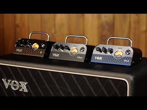 Introducing VOX MV50 Series | Compact Guitar Amplifier (Official)