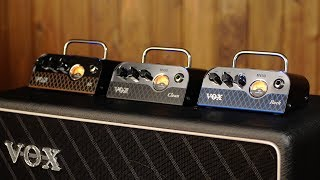 Introducing VOX MV50 Series (Official)