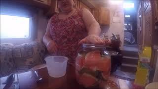 Лакомство - Соленые арбузы быстрого приготовления...2-3 дня!!!