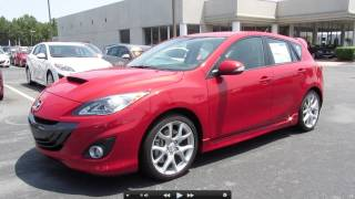 2011 Mazdaspeed3 Start Up, Exhaust, and In Depth Tour