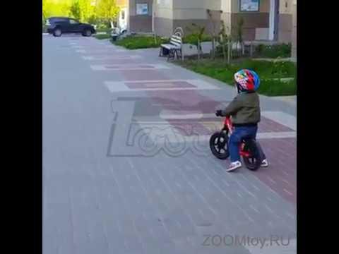 Runbike BECK ALX  (алюминиевая рама) [Zoomtoy.ru]
