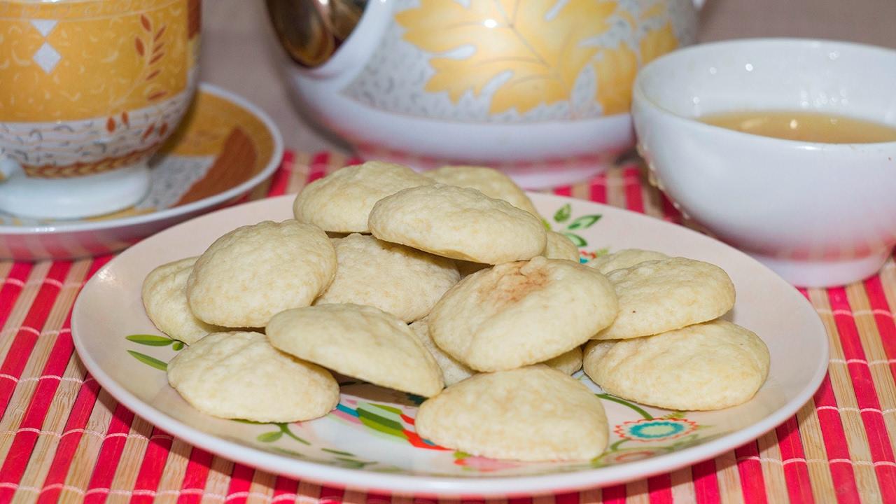 Как сделать печенье в микроволновке за 5 минут