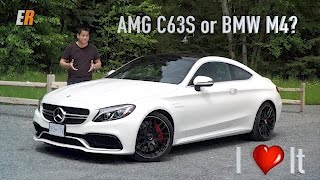Mercedes AMG C63S Review - Better than the BMW M4?