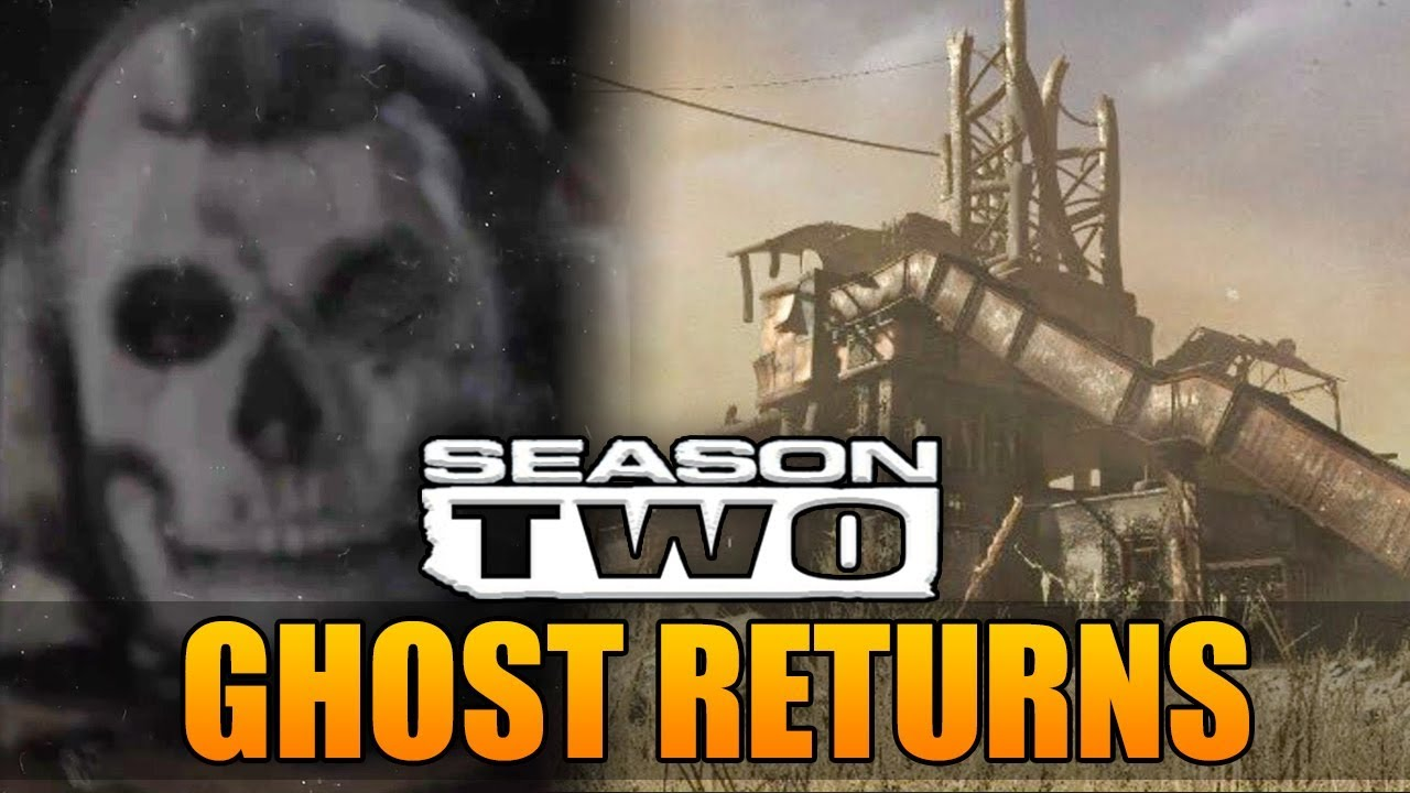 Modern Warfare: Season 2 Teaser Secrets (Simon GHOST Riley Returns) thumbnail