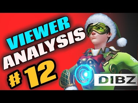 Overwatch: Tracer Ultimate Efficiency, Positioning, and Diving! An In-Depth Viewer Analysis EP. 12