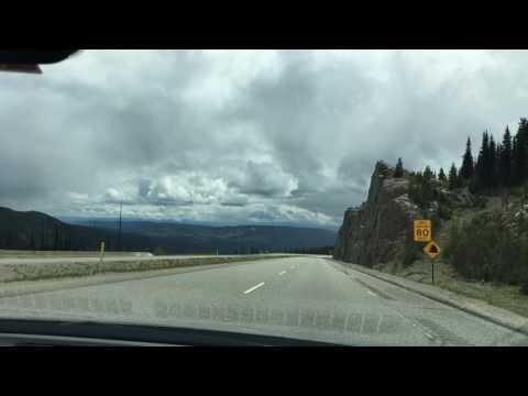 Trans Canada Highway, Vancouver - Kelowna
