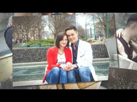 Centennial Park Engagement Pictures | Atlanta Wedding Photographer