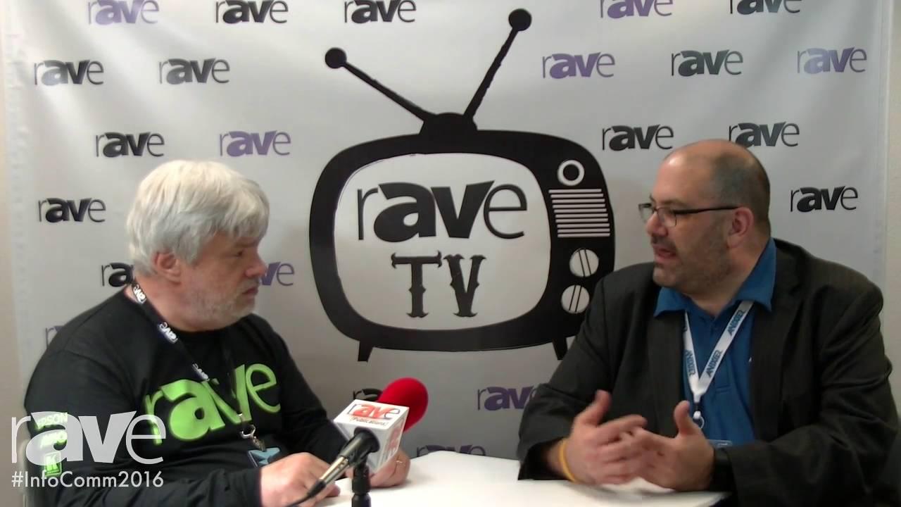 infocomm 2016  joel rollins interviews larry heisler  director of marketing at anixter