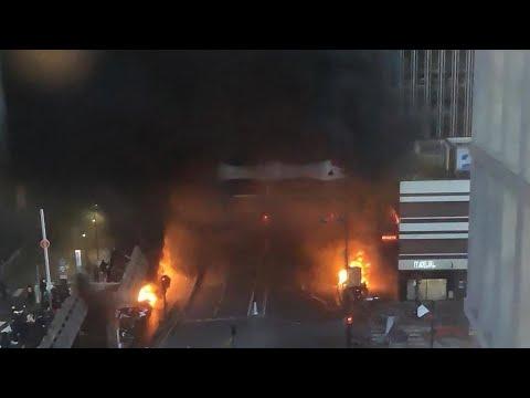 Incendie à la gare de Lyon en marge du concert parisien de la star congolaise Fally Ipupa