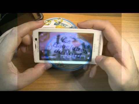 Retro - Sony Xperia X10 - Le pire haut de gamme Android ?