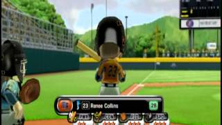 Little League® World Series Baseball 2009 (Nintendo Wii) - World Series Quarterfinals - Part 1