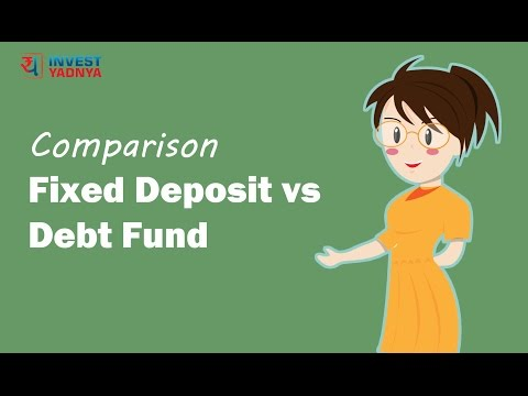 Fixed Deposits vs Debt Funds Comparison (From Taxation perspective)  | Detailed