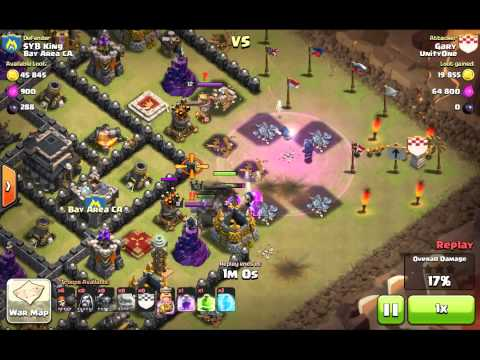 Dragon bami gowiwi gowipe base for clan wars trophie run theswordtrap