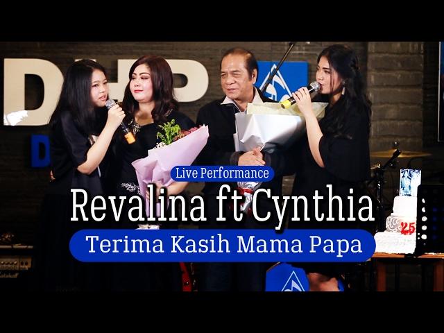 Revalina ft Cynthia -Terima Kasih Mama Papa
