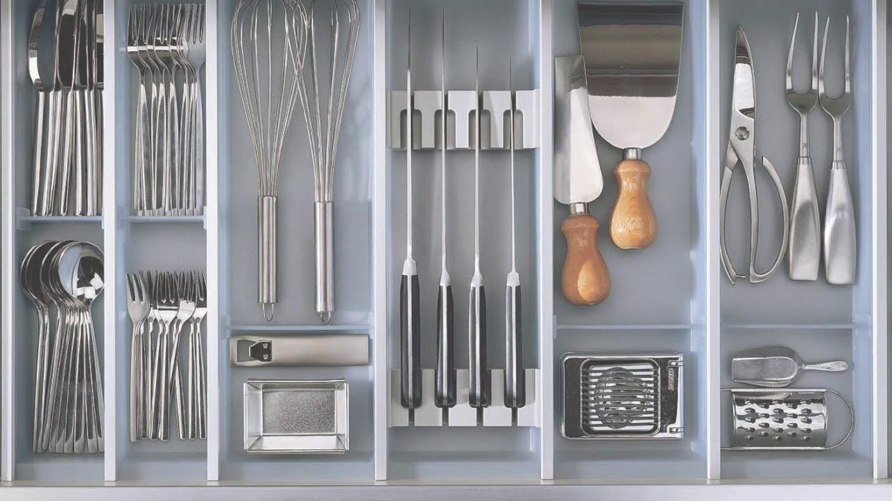 Premium Cutlery Drawer Tray Inserts Sets Kitchen Organiser