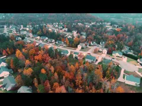 Fall Flight / Creative Revolver - DJI Phantom 4 Pro + Aerial Video