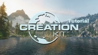 Creation Kit Tutorial №3- Создание NPC/Людей
