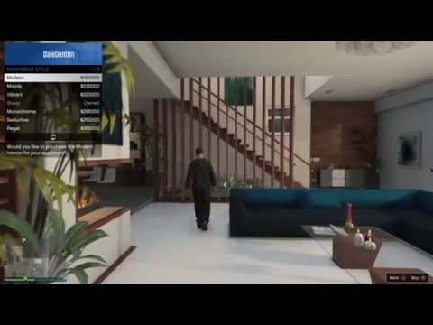 #GTAO | Buying the most expensive penthouse!