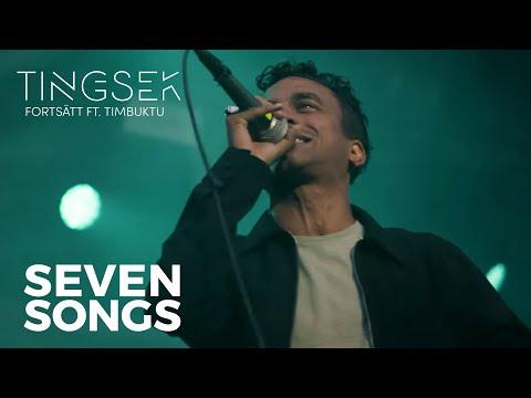 Tingsek - Fortsätt feat. Timbuktu - Live from the Malmö Festival 2016 [Seven Songs]