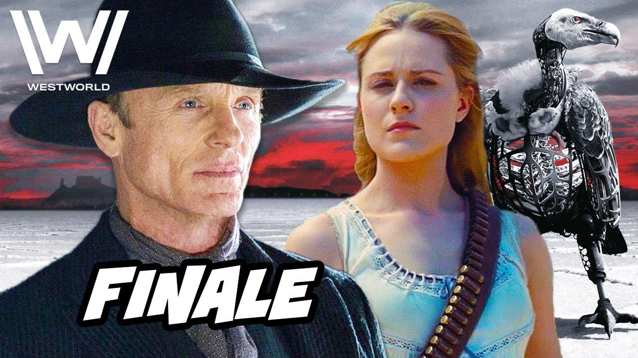 Download Westworld Season 3 Episode 8 TOP 10 WTF and Westworld Season 4 Teaser Breakdown