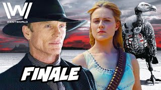 Westworld Season 3 Episode 8 TOP 10 WTF and Westworld Season 4 Teaser Breakdown