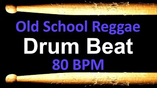 Reggae Drum Loop Beat 100 BPM Quality Bass Guitar Backing Practice Track