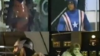 THE AVENGERS LA PELICULA DE 1978