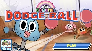 The Amazing World of Gumball: Dodge Ball - Throw &amp Dodge All Day (Cartoon Network Games)