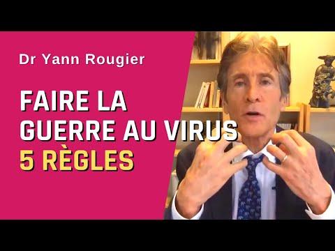 Covid-19: 5 règles pour faire la guerre au virus (et soulager les soignants)