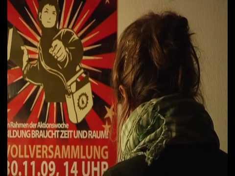 Dokumentation Räumung des Casinos der Uni Frankfurt 3.12.2009