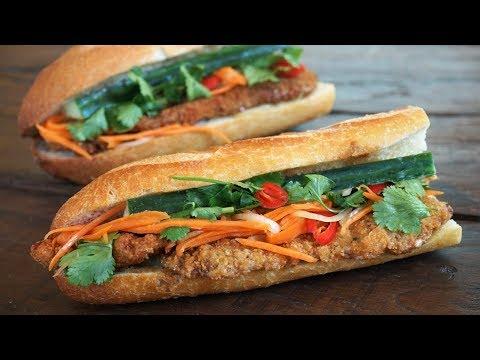 sandwich-vietnamien---banh-mi-au-poulet-pané---cooking-with-morgane