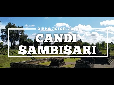 #23-aikka-jalan-jalan#-wisata-candi-sambisari