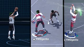 BROKE OPPONENT AND HIS FRIEND ANKLES SAME PLAY! NEW JUMPER + Funny Fan Reaction! NBA 2k18 Playground