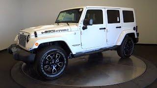 2017 Jeep Wrangler Unlimited Norco, Corona, Riverside, San Bernardino, Ontario 17J971