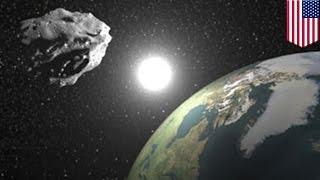 العربية نيوز| بالفيديو.. ناسا: كويكب يصطدم بالأرض ويسبب كسرًا في الغلاف الجوي الشهر المقبل
