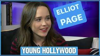 Ellen Page on Her