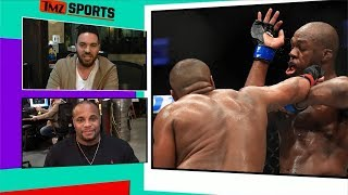 Daniel Cormier Says He Ain't Fighting Jon Jones Again Unless He Returns ASAP | TMZ Sports