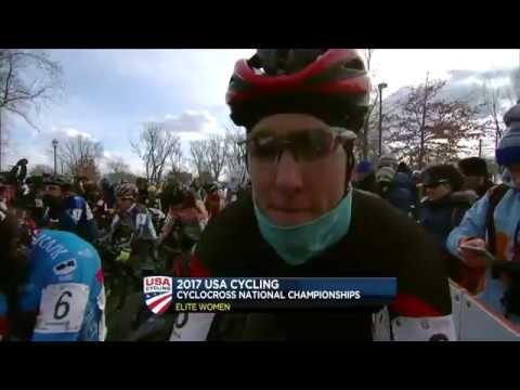 REPLAY: Elite Women - 2017 USA Cycling Cyclocross National Championships