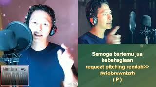 Memori Berkasih - Siti Nordiana & Achik Spin (Video Karaoke Duet Bareng Lirik Tanpa Vokal) cover