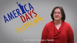 Завітайте на найбільший урок англійської мови у світі під час Днів Америки у Львові!