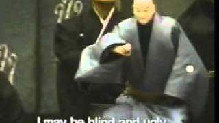 Japanese Theater 2: Bunraku