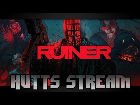 RUINER - New EXTREMELY DIFFICULT Top Down Shooter (REUPLOAD)