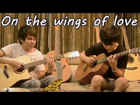 On the wings of love (two guitar rendition by Ralph and Kevin)