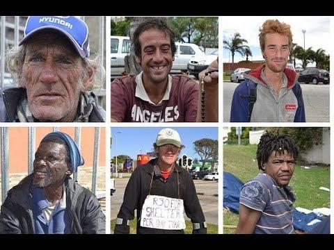 Port Elizabeth's Homeless