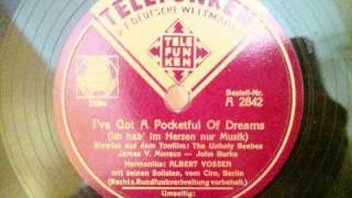 Albert Vossen - I`ve got a  pocket full of dreams