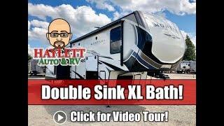 UPDATED 2020 Montana 330RL or 331RL XL Super Bath Full Timer Keystone Fifth Wheel RV