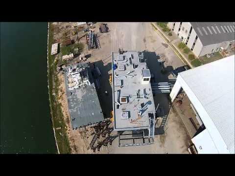 State / Gulf Coast Marine Terminal Modular Barge Dock