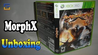 MorphX Xbox 360 Unboxing & Overview