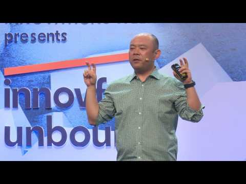 innovfest unbound 2017: A new home for innovation - Taizo Son